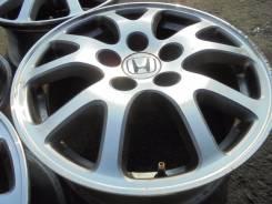 Honda Mugen. 6.5x16, 5x114.30, ET55, ЦО 64,1мм.
