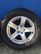 4 колеса( резина и диски) недорого. 7.0x16 5x114.30 ET40 ЦО 67,0мм.