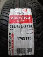 Kumho Ecsta SPT KU31. Летние, без износа, 4 шт. Под заказ