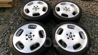 Комплект колёс R18. 8J/9J. 8.0/9.0x18 5x114.30 ET35/38 ЦО 73,0мм.