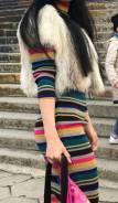 Платья-свитеры. 40