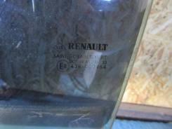 Стекло боковое. Renault Megane