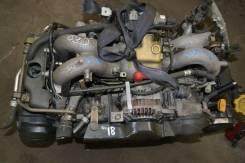 Двигатель в сборе. Subaru: Legacy B4, Exiga, Legacy, Impreza, Forester Двигатель EJ204