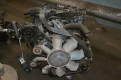 Контрактный двигатель Mitsubishi 6G72 в Омске
