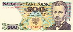 Злотый Польский.