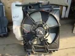 Радиатор охлаждения двигателя. Toyota Duet Daihatsu Storia, M100S