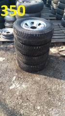 Комплект колёс 215/70R15. 5.5x15 6x139.70 ЦО 107,0мм.