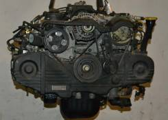 Двигатель в сборе. Subaru Legacy Subaru Impreza WRX, GF8, GF8LD3, GC8, GC8LD3 Subaru Impreza WRX STI, GC8, GF8 Subaru Impreza, GFA, GC8, GC6, GF8, GC4...