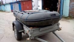 Nordic. Год: 2012 год, длина 2,70м., двигатель подвесной, 5,00л.с., бензин
