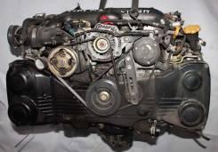 Двигатель в сборе. Subaru Legacy B4, BL5 Subaru Legacy, BL5, BP5 Subaru Impreza Двигатель EJ20X