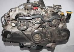 Двигатель в сборе. Subaru: Legacy B4, Legacy, Impreza XV, Impreza WRX, Forester, Impreza WRX STI, Impreza, Exiga Двигатели: EJ20, EJ201