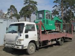Kubota KX15. Мини-эксаватор +эвакуатор, 15,00куб. м.