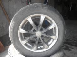 Bridgestone Turanza. Летние, 2010 год, износ: 50%, 4 шт