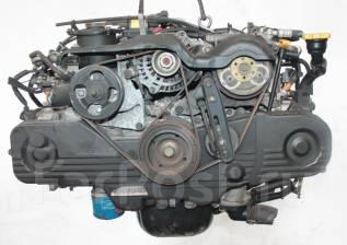 Двигатель в сборе. Subaru: Impreza WRX STI, Forester, Legacy B4, Legacy, Impreza WRX, Impreza XV, Impreza, Exiga Двигатели: EJ20, EJ202