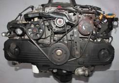 Двигатель в сборе. Subaru: Legacy B4, Legacy, Impreza XV, Impreza WRX, Forester, Impreza WRX STI, Impreza, Exiga Двигатели: EJ203, EJ20