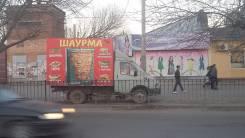 ГАЗ 33021. Газель фургон, 3 000 куб. см., 2 000 кг.