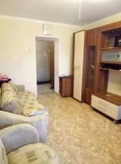 3-комнатная, улица Топоркова 120а. Дубовой рощи, агентство, 57 кв.м. Интерьер
