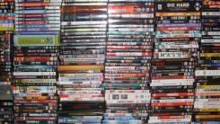 DVD c фильмами.