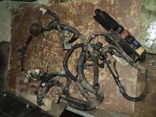Проводка двс. Toyota Caldina, CT199, CT199V Двигатель 3CE