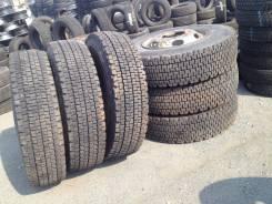 Bridgestone. Всесезонные, 2004 год, износ: 10%, 6 шт