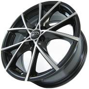 Sakura Wheels 9517. 6.5x16, 5x105.00, ET35, ЦО 73,1мм.