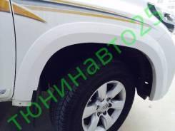 Расширитель крыла. Toyota Land Cruiser Prado, KDJ150L, GDJ150L, GDJ151W, GRJ150W, GDJ150W, TRJ12, GRJ151W, TRJ150W, GRJ150L Двигатели: 1KDFTV, 1GDFTV...