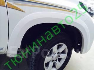 Расширитель крыла. Toyota Land Cruiser Prado, GDJ150W, TRJ150W, GDJ151W, GDJ150L, TRJ12, GRJ150W, GRJ150L, KDJ150L, GRJ151W Двигатели: 1GDFTV, 2TRFE...