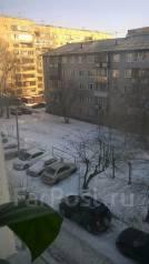 3-комнатная, улица Ангарская 2. Железнодорожный, частное лицо, 61 кв.м.