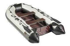 Мастер лодок Ривьера 2900 СК. Год: 2017 год, длина 2,90м., двигатель подвесной