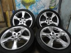 Продам Стильные колёса Toyota MARK ir-v, Verossa, Altezza+Лето 215/45R17. 7.0/7.5x17 5x114.30 ET50/50