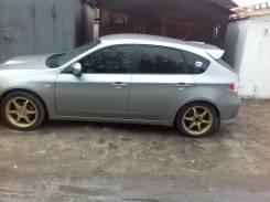 Subaru Impreza. Птс 1.5мт, 2008, хетчбэк,
