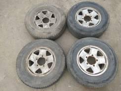 Комплект отличных колес 5x139.7 на Town Ace , Lite Ace 205/70R14. x14 5x139.70 ЦО 108,0мм.