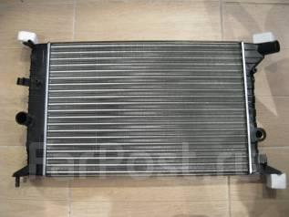 Радиатор охлаждения двигателя. Opel Vectra, B