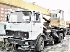 МАЗ 5337. Автокран , 14 000 кг., 14 м.