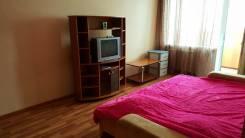 1-комнатная, улица А.О. Емельянова 15. ТЦ.ПАНОРАМА , 34 кв.м.
