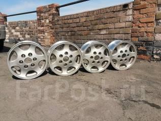 Nissan. 6.0x15, 6x139.70, ET35, ЦО 60,0мм.