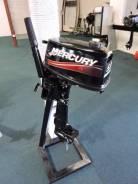 Mercury. 5,00л.с., 2х тактный, бензин, нога S (381 мм), Год: 2014 год. Под заказ