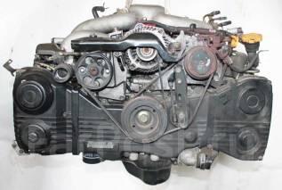 Двигатель в сборе. Subaru: Exiga, Impreza WRX, Impreza XV, Legacy, Forester, Impreza WRX STI, Legacy B4, Impreza Двигатели: EJ204, EJ20