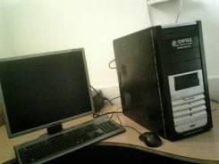 Компьютер+Монитор+мышь и клавиатура