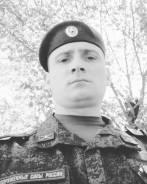 Военнослужащий по контракту. Среднее образование, опыт работы 2 года
