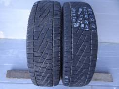 Bridgestone Blizzak MZ-01. Зимние, без шипов, 1998 год, износ: 10%, 2 шт