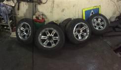 Off-Road-Wheels. 10.0x18, 6x139.70, ET-25