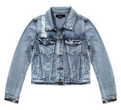 Куртки джинсовые. 42, 44