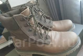 Ботинки Тимберленды. 37, 38