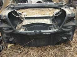 Обшивка багажника. Toyota Mark X, GRX120