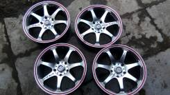 Sakura Wheels. 7.0x16, 5x114.30, ET42