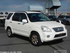 Honda CR-V. автомат, 4wd, 2.4, бензин, б/п, нет птс