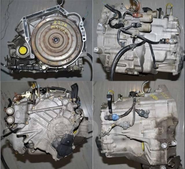 АКПП. Honda Stepwgn, CBA-RF5, CBA-RF7, UA-RF7, LA-RF3, CBA-RF3, UA-RF5, UA-RF3 Двигатели: K24A, K20A