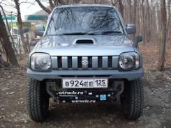 Suzuki Jimny. механика, 4wd, 0.7 (64 л.с.), бензин, 100 тыс. км