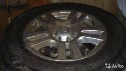 Новые Шины + диски на Land Cruiser Toyota. 7.5x18 6x139.70 ET25 ЦО 106,2мм. Под заказ из Москвы